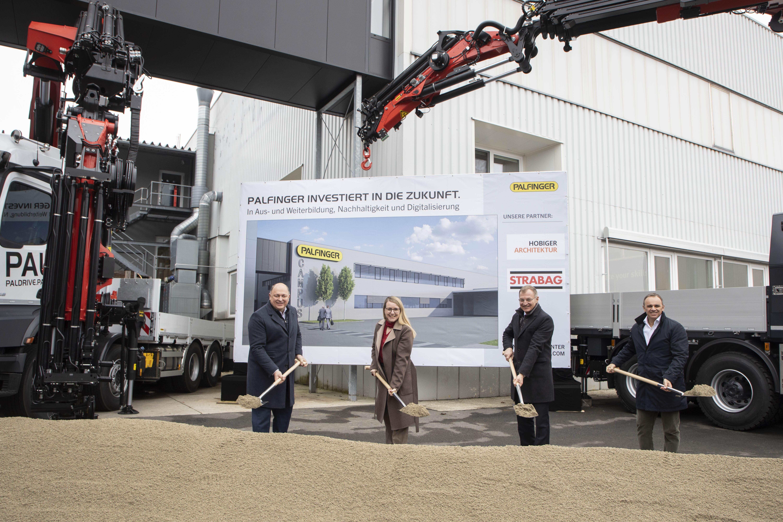 PALFINGER investiert rund 40 Millionen Euro