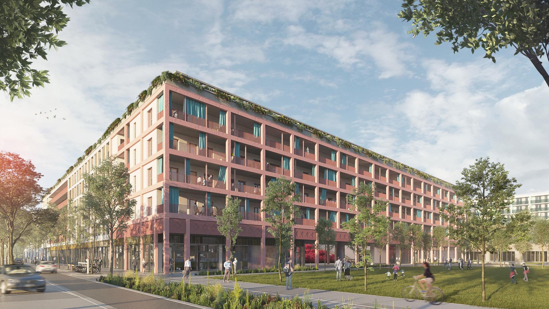 BauConsult Group errichtet neues Projekt in der Smart City Graz